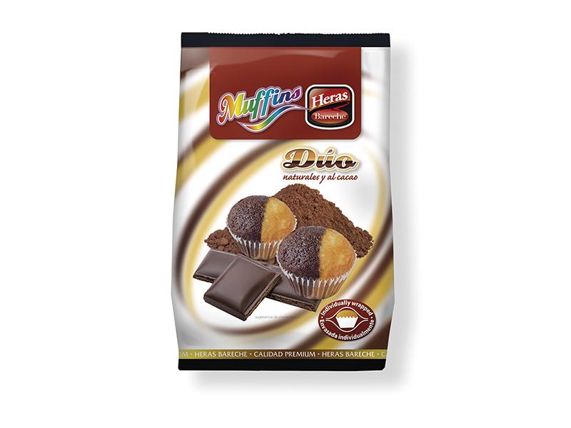 magdalenas heras duo naturales y al cacao
